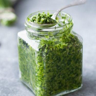 Wild Garlic Pesto Recipe | SideChef