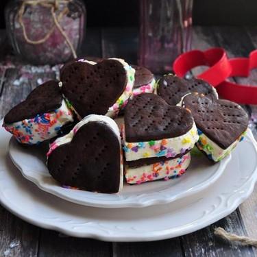 Cupid's Ice Cream Sandwiches Recipe   SideChef