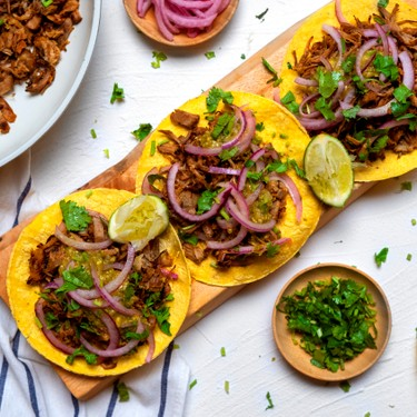 Slow-Cooked Carnitas Tacos Recipe | SideChef