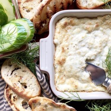 Warm Creamy Crabmeat Dip Recipe | SideChef