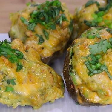 Loaded Avocado Skins Recipe | SideChef