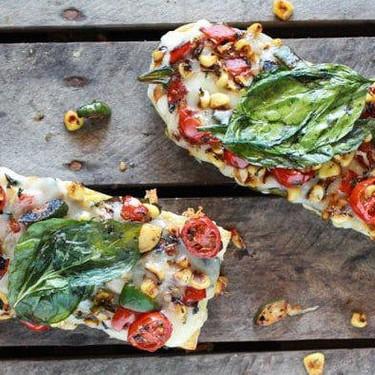 Garden Vegetable French Bread Pizza Recipe   SideChef