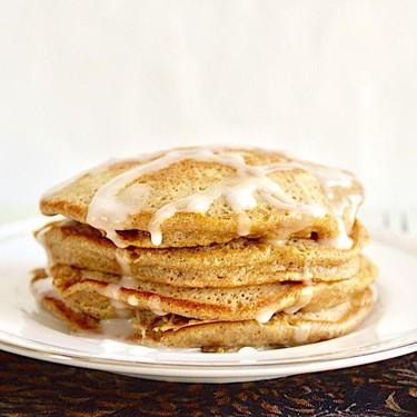 Gingerbread Pancakes Recipe   SideChef