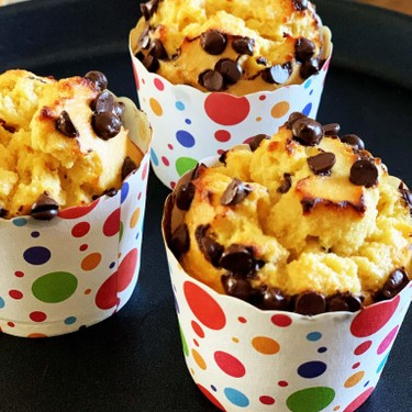 Low-Carb Gluten-Free Chocolate Chip Muffins Recipe   SideChef