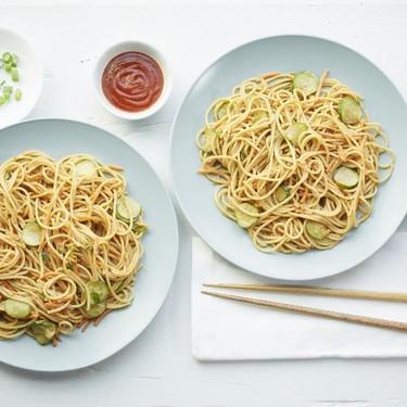 Peanut Noodle Salad Recipe | SideChef