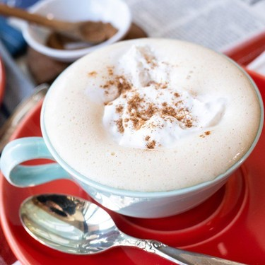 Vegan Pumpkin Spice Latte Recipe | SideChef
