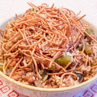Vegan African Chow Mein Recipe | SideChef