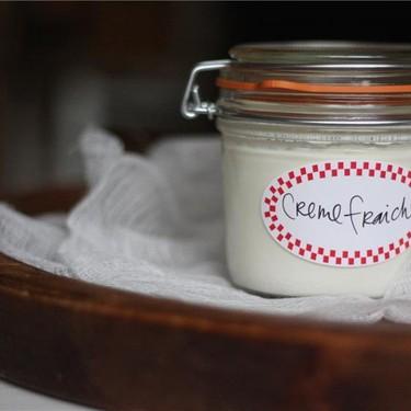 Homemade Créme Fraîche Recipe   SideChef