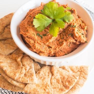 Vegan Sun Dried Tomato Hummus Recipe | SideChef