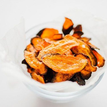 Baked Carrot Chips Recipe | SideChef