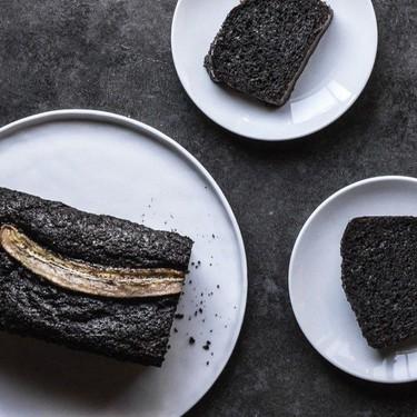 Black Sesame Chocolate Banana Bread Recipe   SideChef