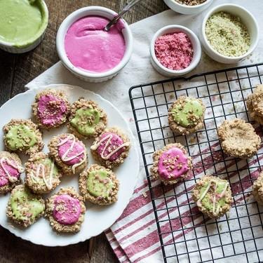 Grandma's Gluten-Free Organic Thumbprint Cookies Recipe | SideChef