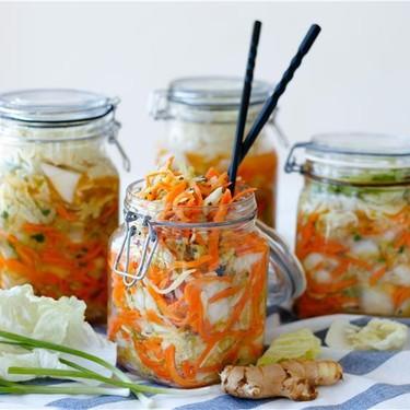 Simple Fermented Kimchi Recipe | SideChef