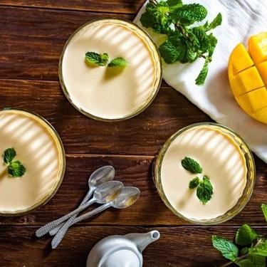 Chinese Mango Pudding Recipe | SideChef