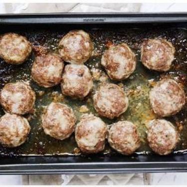 Rosemary Yogurt Meatballs Recipe | SideChef