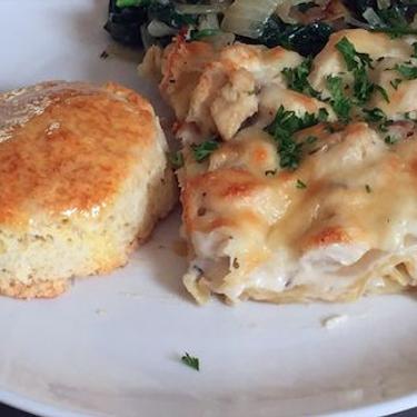 Delicious White Lasagna Recipe | SideChef