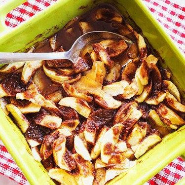 Cinnamon Baked Apples Recipe | SideChef