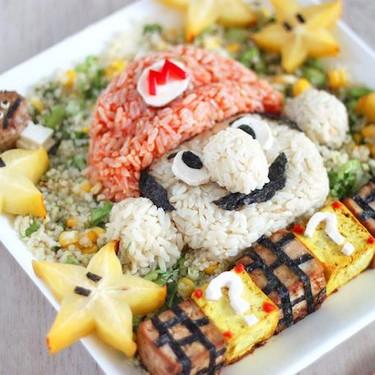 Super Mario Grain Salad Recipe | SideChef