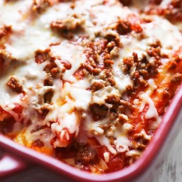 Easy Three-Cheese Manicotti Recipe | SideChef