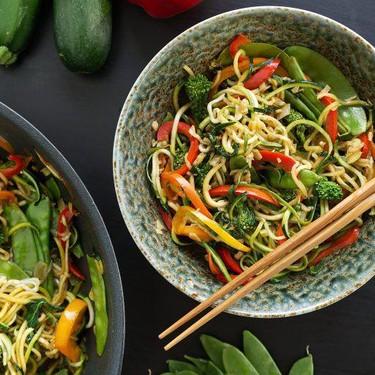 Veggie Zoodle Stir Fry Recipe | SideChef
