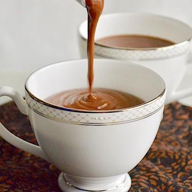 Parisian Hot Chocolate Recipe   SideChef