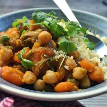 Moroccan Lamb Stew Couscous Recipe | SideChef
