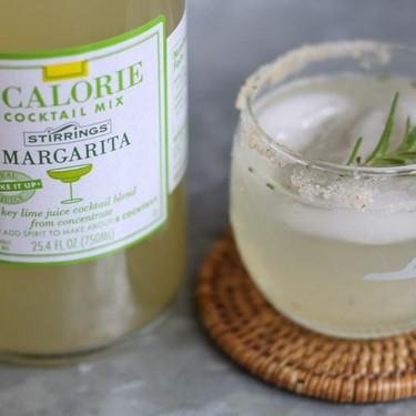 Skinny Citrus Rosemary Margarita with Jalapeno Infused Tequila Recipe   SideChef