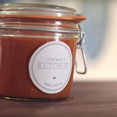 Homemade Ketchup Recipe   SideChef