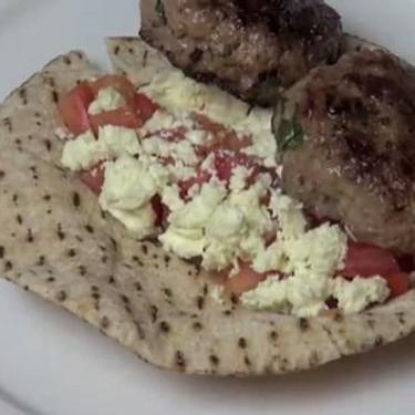 Lamb and Feta Pitas Recipe | SideChef