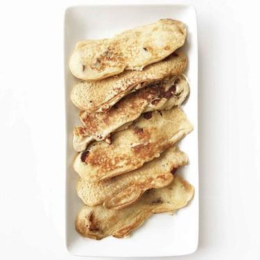 Whole Wheat Bacon Strip Pancakes Recipe | SideChef