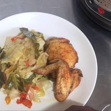 7 Minute Pressure Cooker Cabbage Recipe | SideChef