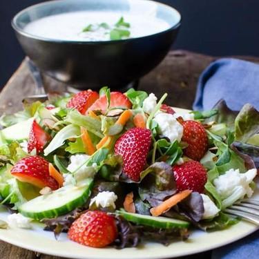Summer Strawberry Poppy Seed Salad Recipe | SideChef