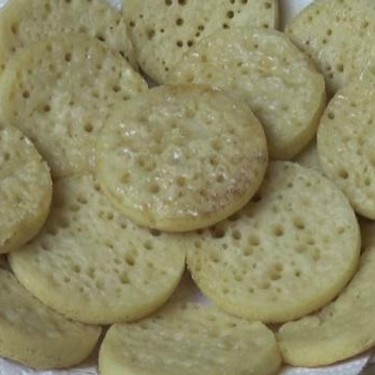 Home Made Crumpets Recipe | SideChef