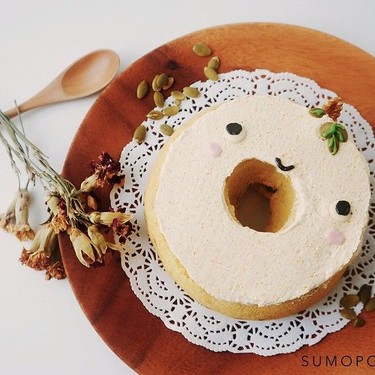 Pumpkin Chiffon Cake Recipe   SideChef