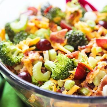 Broccoli Salad Recipe | SideChef