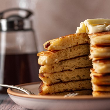 Best Crispy Fluffy Gluten-Free Dairy-Free Pancakes Recipe | SideChef