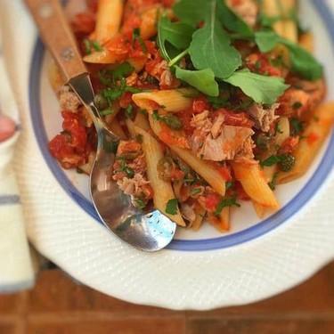 Tuna Pasta Sauce Recipe | SideChef