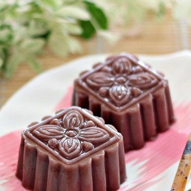Easy Red Bean Jelly Recipe   SideChef