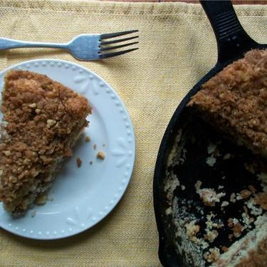 Apple Cinnamon Coffee Cake Recipe | SideChef