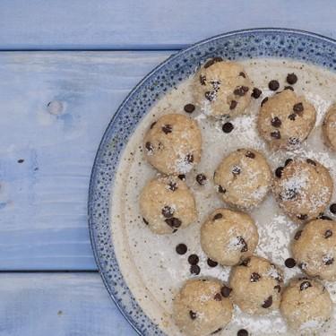 Collagen Chocolate Chip Snowballs Recipe | SideChef