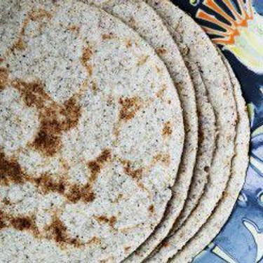 Psyllium Flatbread Recipe | SideChef
