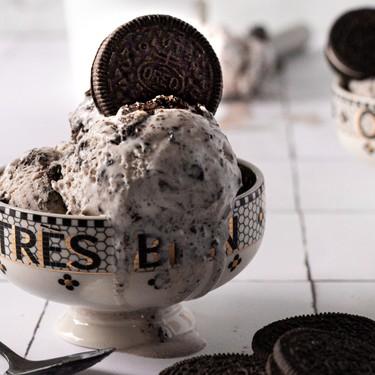 Dairy-Free Gluten-Free Cookies and Cream Ice Cream Recipe | SideChef