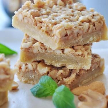 Honey Cashew Squares Recipe   SideChef