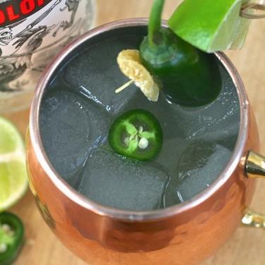 Mexican Mule Recipe   SideChef