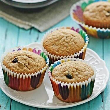 Banana and Prune Muffins Recipe   SideChef