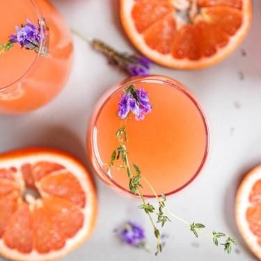Lavender Guava Wine Cooler Recipe   SideChef