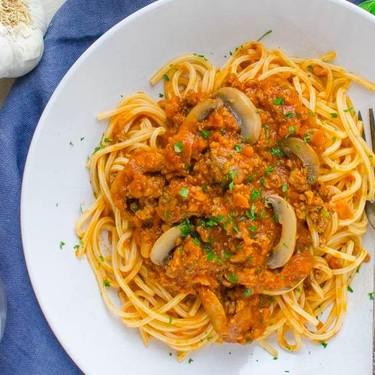 Sausage and Mushroom Ragout Recipe | SideChef