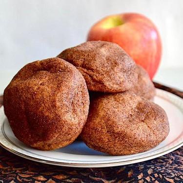 Caramel Stuffed Apple Cider Cookies Recipe | SideChef