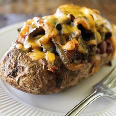Chili Potato Bowls Recipe | SideChef