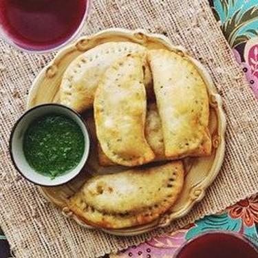 Baked Vegetable Samosa Handpies Recipe   SideChef